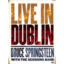Live in Dublin - de Bruce Springsteen with the Sessions Band