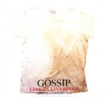 Live in Liverpool - de Gossip