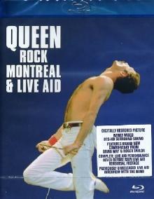 Rock Montreal & Live AID - de Queen