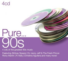 Pure ....90s - de Feat.Britney Spears,Ricky Martin,R.Kelly,Christina Aguilera etc