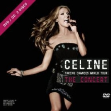 Taking chances world tour - de Celine Dion