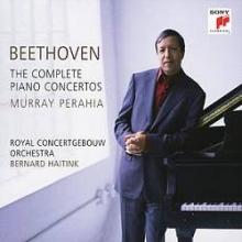 Beethoven the complete piano concertos - de Murray Perahia