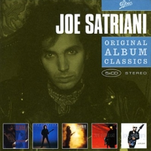 Original Album Classics  - de Joe Satriani