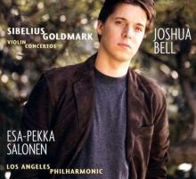 Sibelius,Goldmark- Violin Concertos - de Joshua Bell