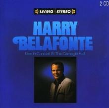 Live in concert at the Carnegie Hall - de Harry Belafonte