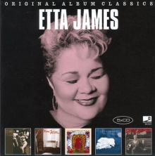 Original Album Classics ( 5 CD ) - de Etta James