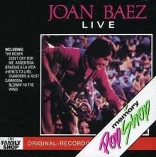 Live - de Joan Baez