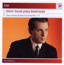 Glenn Gould plays Beethoven - de Piano Sonatas & Piano Concertos nr.1-5