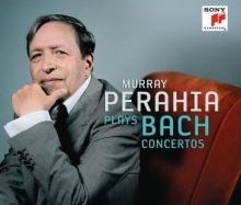 Murray Perahia plays Bach Concertos - de Bach-Keyboard Concerto nr.1-7,Concertofor Flute,Italian Concerto