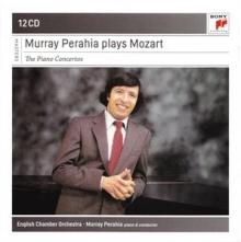 Murray Perrahia plays Mozart  - de Mozart-The Piano Concertos