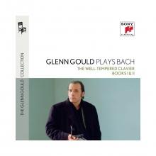 Glenn Gould plays Bach - de  Bach-The Well-Tempered Calvier book I&II