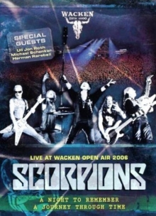 Live at Wacken Open Air 2006 - de Scorpions