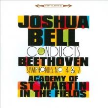 Beethoven symphonies no.4&7 - de Joshua Bell