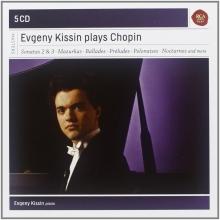 Evgeny Kissin plays Chopin - de Sonatas 2&3,Mazurkas,Ballades,Preludes