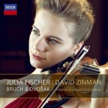Bruch & Dvorak - de Julia Fischer/David Zinman