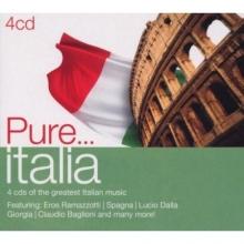 Pure..Italia - de Eros Ramazzotti,Spagna,Lucio Dalla,Giorgia etc