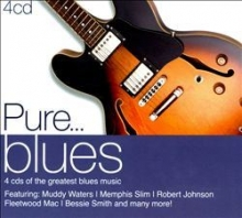 Pure...blues - de Muddy Waters,Memphis Slim,Robert Johnson,Fleetwood Mac etc