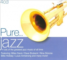 Pure...jazz - de Miles Davis,Dave Brubeck,Nina Simone,Billie Holiday etc