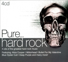 Pure...hard rock - de Alice Cooper,Motorhead,Bullet for my Valentine,Blue Oyster etc