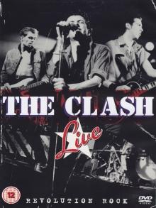 Revolution rock-Live - de The Clash