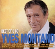 Best of 3 CD - de Yves Montand