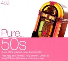 Pure...50s - de Elvis Presley,Tony Bennett,Doris Day,Andy Williams etc