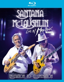 Live at Montreaux 2011 - de Santana & McLaughlin