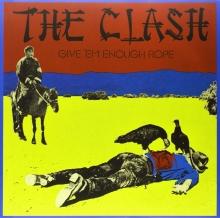 Give em enough rope - de The Clash