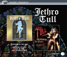 Living with the past/Nothing is easy - de Jethro Tull