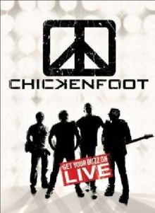 Get your buzz on live - de Chickenfoot