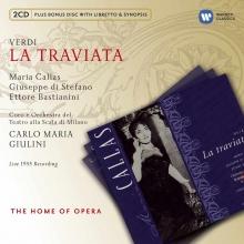 Verdi: La Traviata - de Maria Callas,Giuseppe di Stefano,Ettore Bastianini