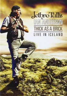 Thick as a brick-Live in Iceland - de Ian Anderson(Jethro Tulls)