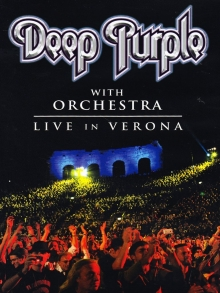 Live in Verona - de Deep Purple with Orchestra