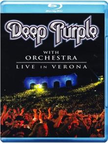 Live in Verona with orchestra - de Deep Purple