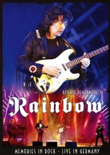 Memories in Rock-Live in Germany - de Ritchie Blackmore\'s Rainbow