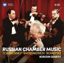 Russian Chamber Music - Shostakovich; Tchaikovsky; Schnittke - de Borodin Quartet