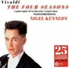 Vivaldi The Four Seasons - de Nigel Kennedy
