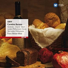 Orff Carmina Burana - de Barbara Hendricks,Michael Chance,Jeffrey Black/London Philharmonic /Franz Welser-Most