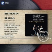 Beethoven Triple Concerto - de Herbert Von Karajan