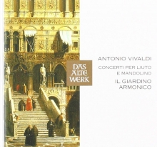 Vivaldi:Concerti per Liuto e Mandolino - de Il Giardino Armonico