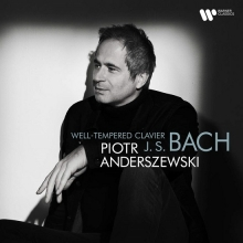 J.S.Bach:Well-Tempered Clavier - de Piotr Anderszewski