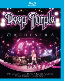 Live in Montreux  2011 - de Deep Purple with Orchestra