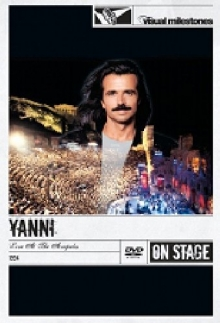 Live at the Acropolis - de Yanni