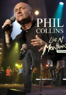 Live at Montreux 2004 - de Phil Collins