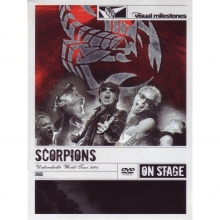 Unbreakable World Tour 2004 - de Scorpions