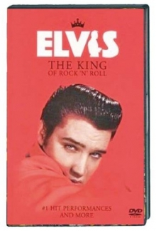 The king of rock and roll - de Elvis Presley