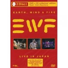 Live in Japan - de Earth ,Wind & Fire