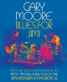 Blues for Jimi - de Gary Moore
