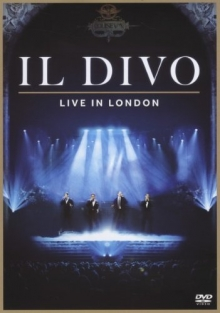 Live in London - de Il Divo