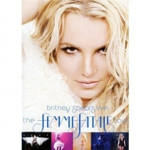 Live: The Femme Fatale Tour - de Britney Spears